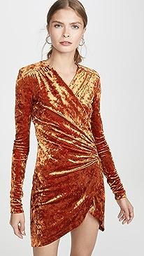Velvet Stretch Dress
