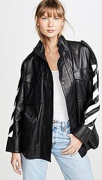 Diagonal Field Jacket