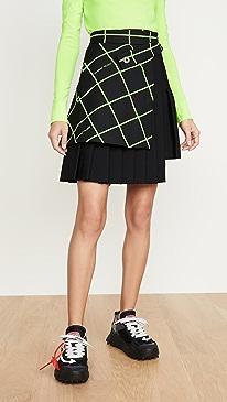 Multipanel Miniskirt