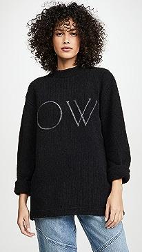 Knit Oversize Sweater
