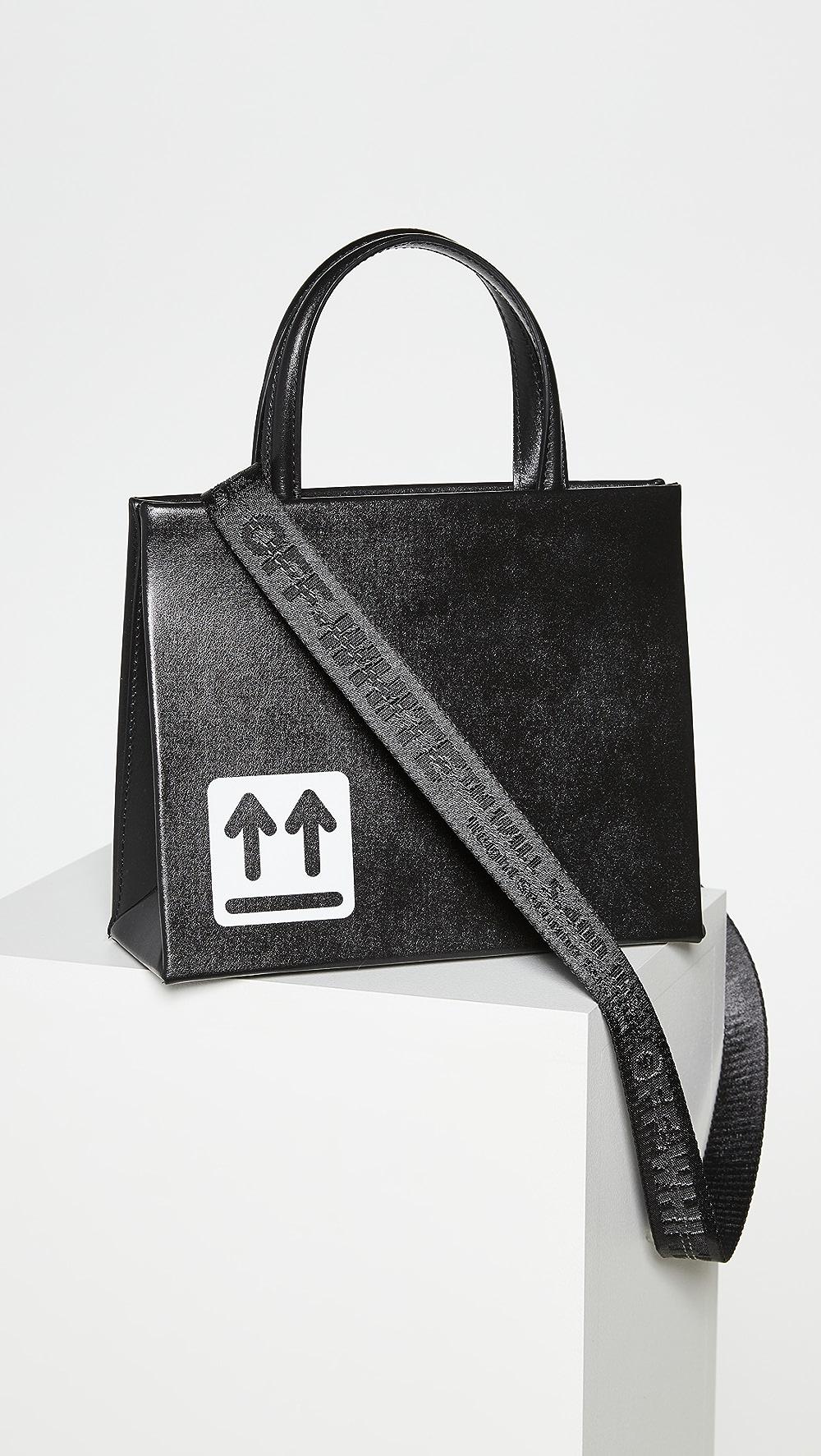 Bright Off-white - Box Bag Mini Easy To Use