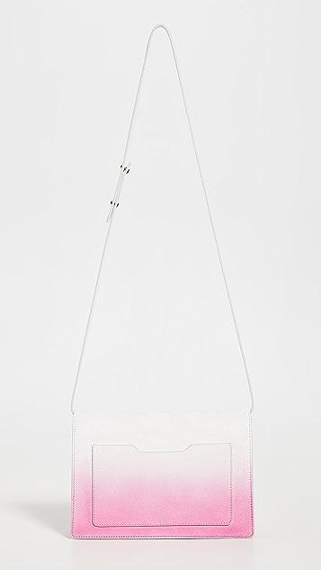 Off-White Sprayed Jitney 1.0 Bag