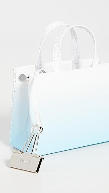Off-White Degrade Baby Box Bag