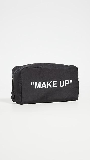 """Off-White """"Make Up""""小包"""