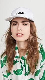 Off-White Baseball Cap