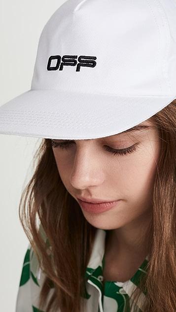 灰白色 棒球帽