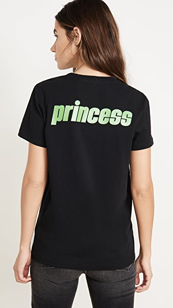 Off-White Princess Casual Tee