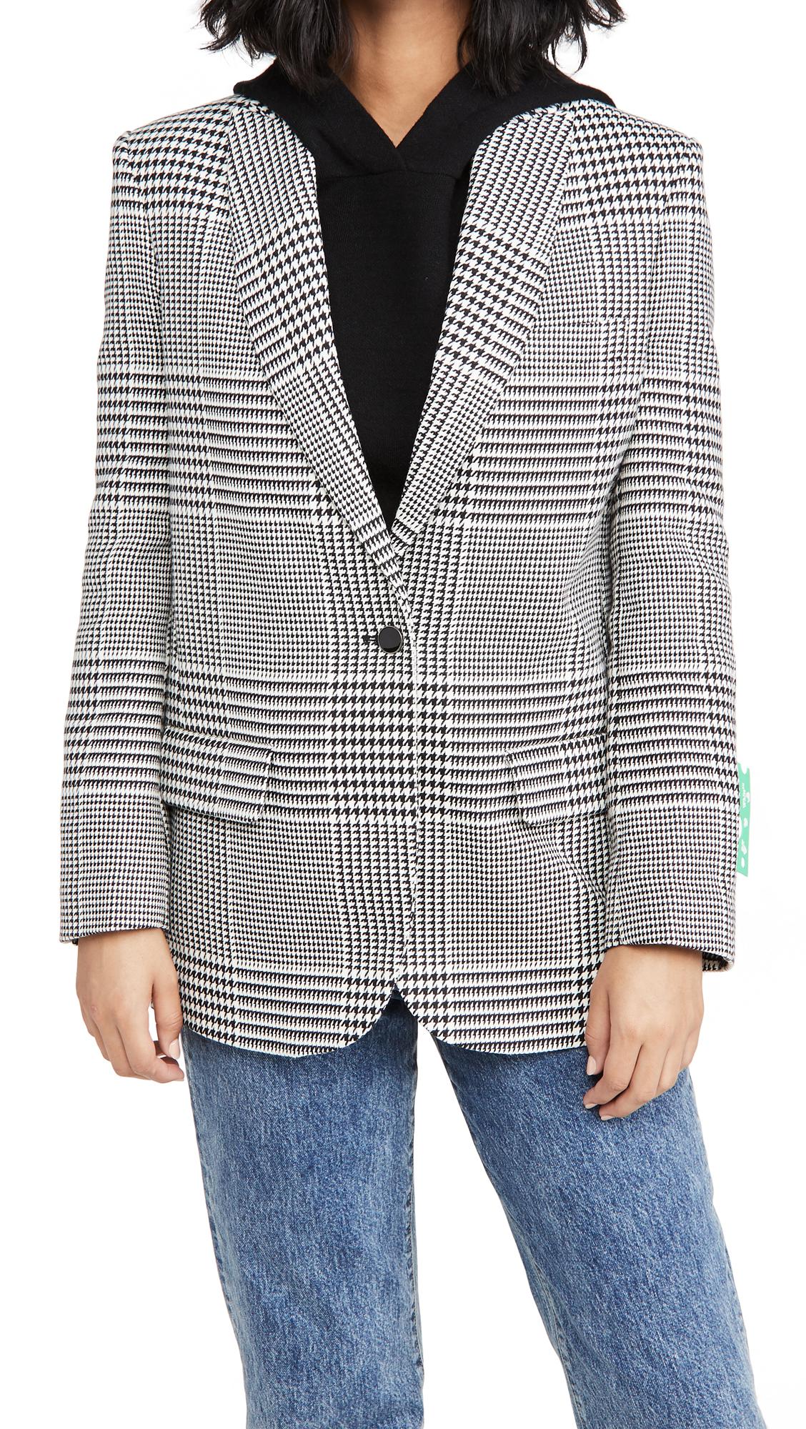 Off-White Pied De Puole Tomboy Jacket