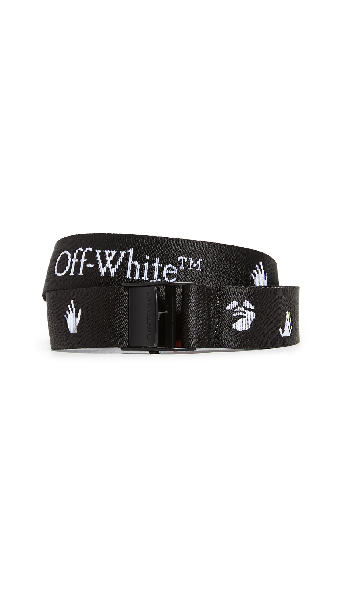 Off-White New Logo Classic Industrial Belt