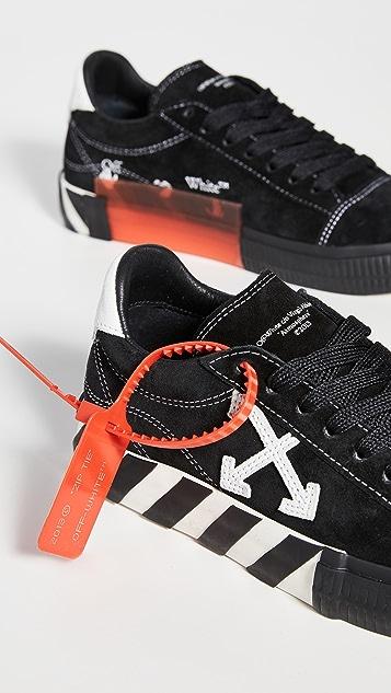 Off-White New Arrow 低帮硫化运动鞋