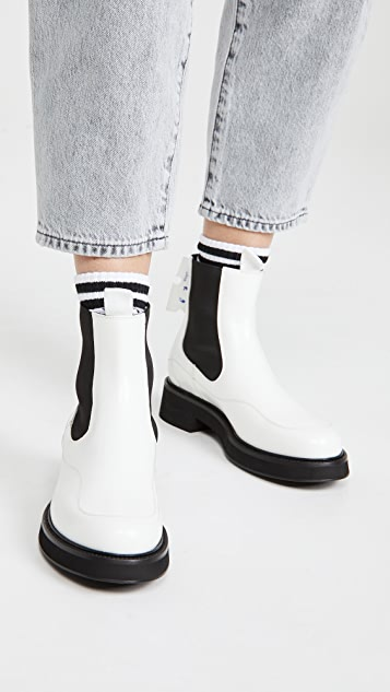 Off-White Chealsea Boots