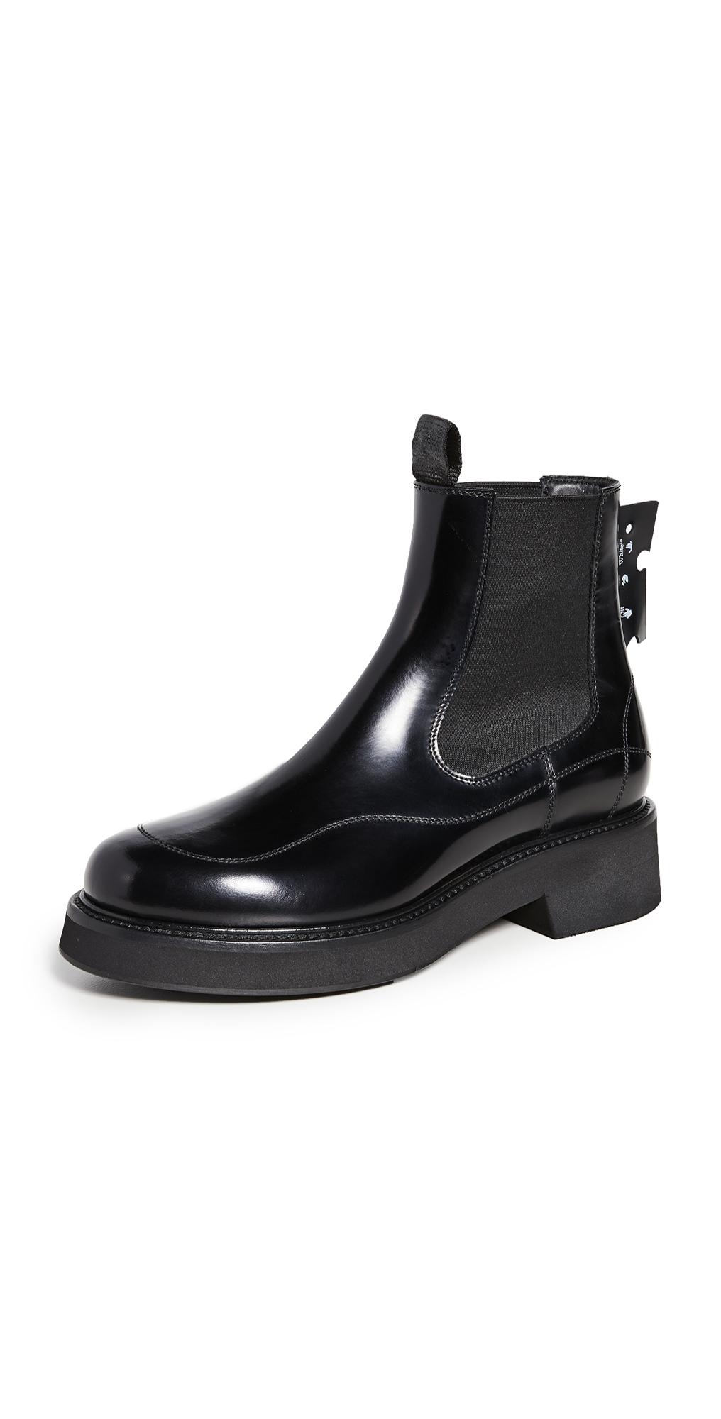 Off-White Chealsea Boots