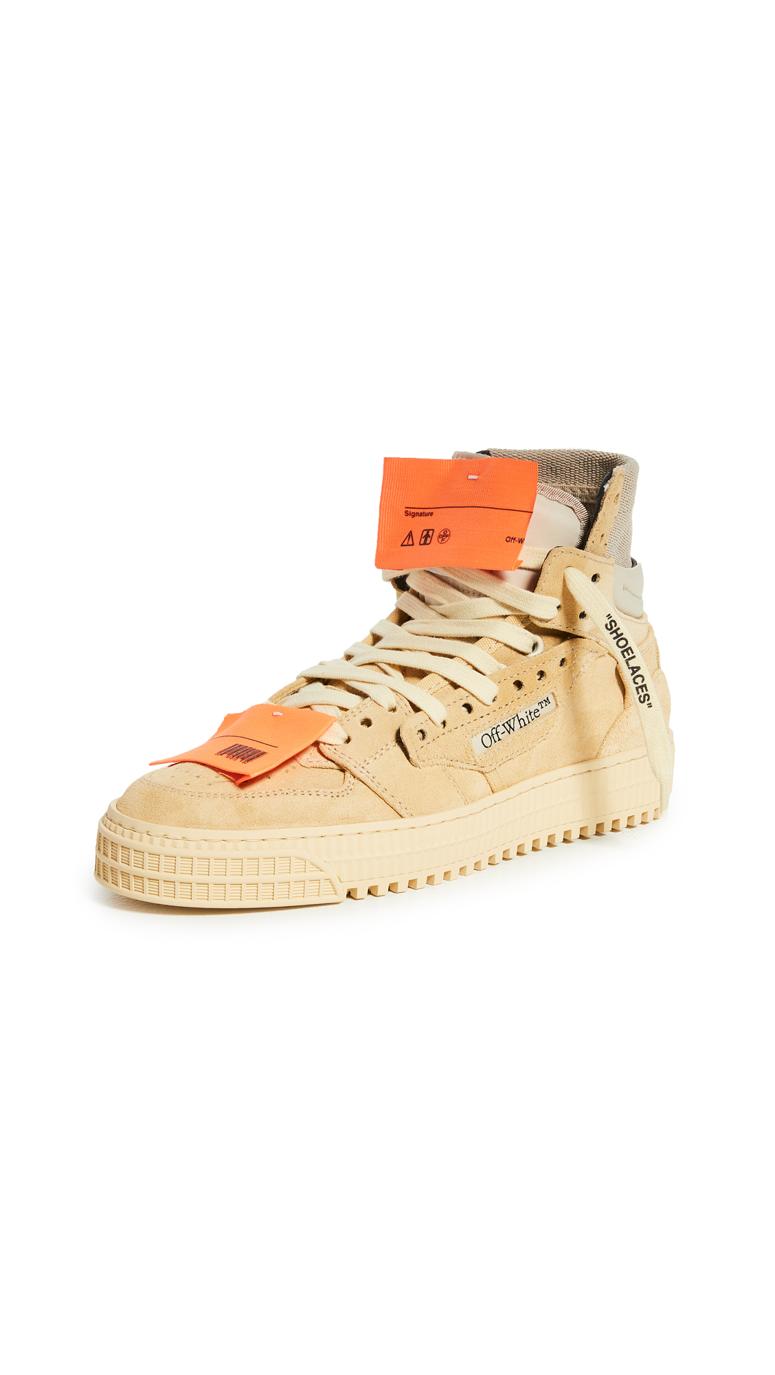 Off-White 3.0 Off Court Sneakers