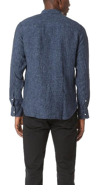 Officine Generale Linen Shirt