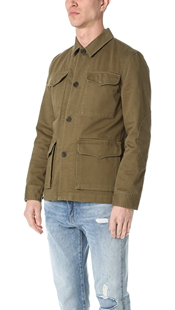 Officine Generale Travis Jacket