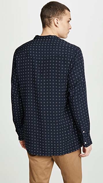 Officine Generale Dario Dot Shirt
