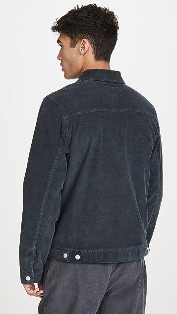 Officine Generale Liam Pigment Dyed Corduroy Jacket