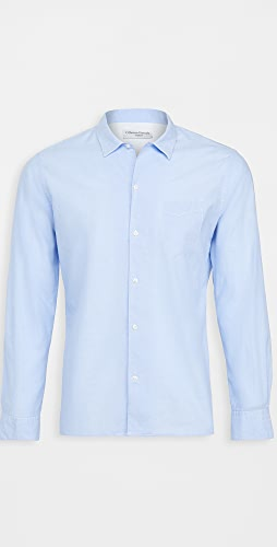 Officine Generale - Batiste Shirt