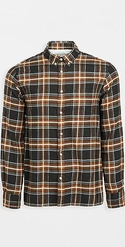 Officine Generale - Arsene Check Shirt