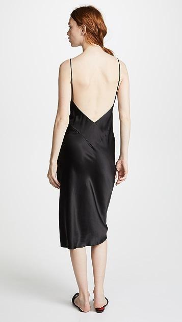Olivia von Halle Issa Jet 黑色衬裙