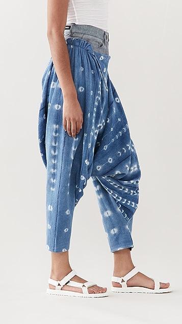 Oak & Acorn Sunrise Wanderer 吊裆裤