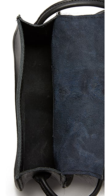 Oliveve Springbok Mallory Saddle Bag