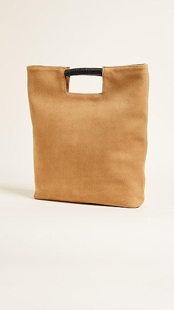 Oliveve Reid Wrapped Handle Bag