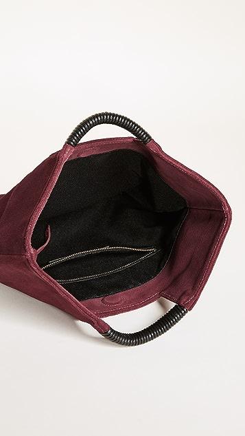 Oliveve Reid Wrapped Handle Clutch