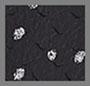 Silver Dot Print