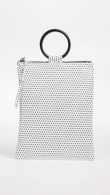 Oliveve Laine Ring Bag - Polka Dot