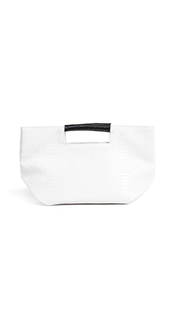 Oliveve Ella Wrapped-Handle Clutch