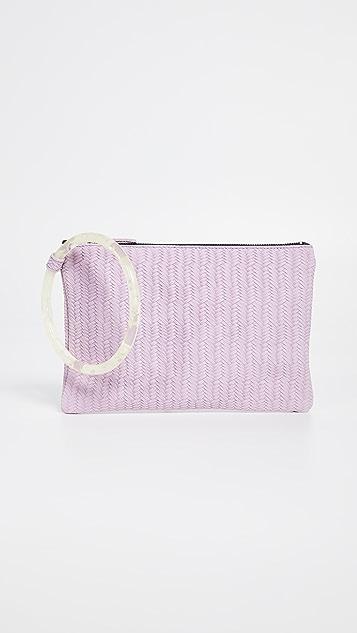Oliveve Murphy Bracelet Clutch - Lilac