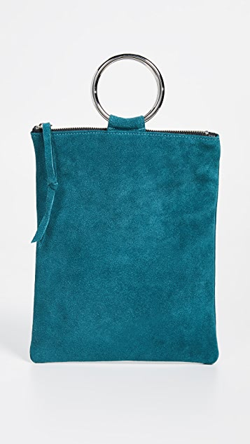 Oliveve Laine Ring Bag - Teal