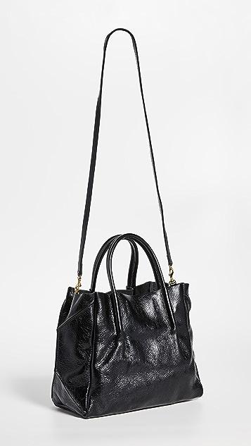 Oliveve Объемная сумка с короткими ручками Zoe