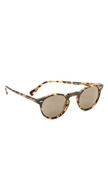 Oliver Peoples Eyewear Gregory Peck Sunglasses