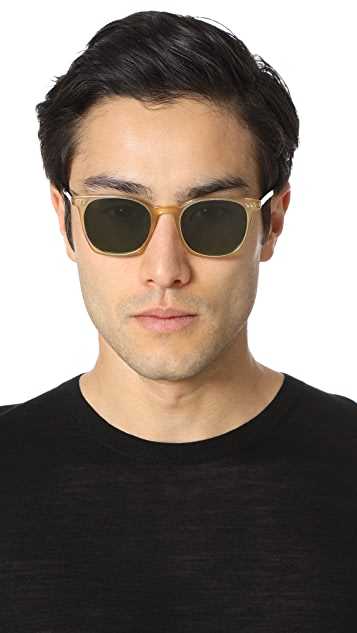 Oliver Peoples Eyewear LA Coen Sunglasses