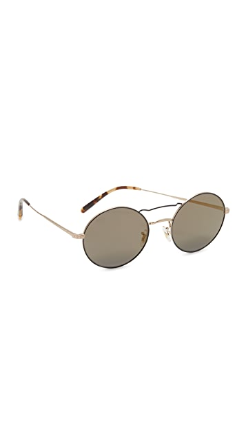 c22bb55a9e6 Oliver Peoples Eyewear Nickol Sunglasses