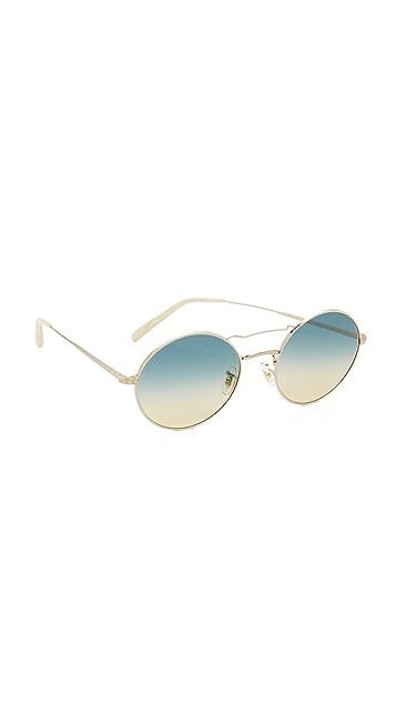 Oliver Peoples Eyewear Nickol Sunglasses