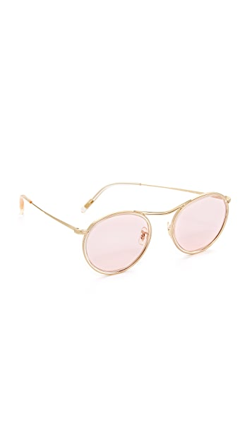 6cdfef6310a4 Oliver Peoples Eyewear 30th Anniversary MP-3 Sunglasses