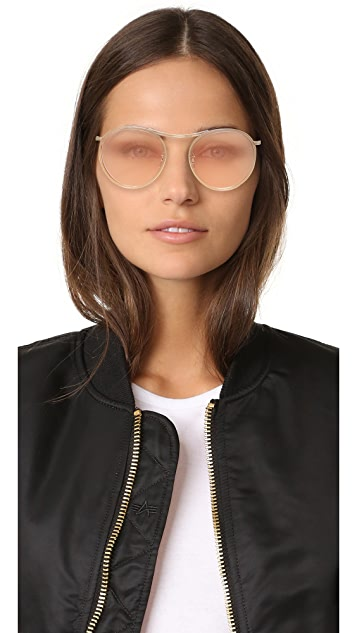 Oliver Peoples Eyewear 30th Anniversary MP-3 Sunglasses