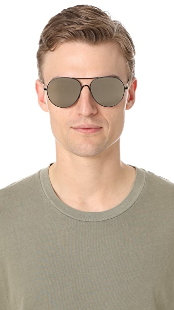Oliver Peoples Eyewear Rockmore Sunglasses