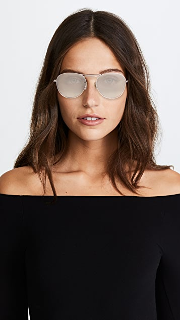 Cheap Usa Stockist Buy Cheap Classic Oliver Peoples Cade round sunglasses Real Cheap Online Outlet Store Online wsUTE