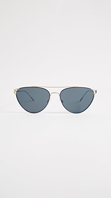 Oliver Peoples Eyewear Floriana Sunglasses