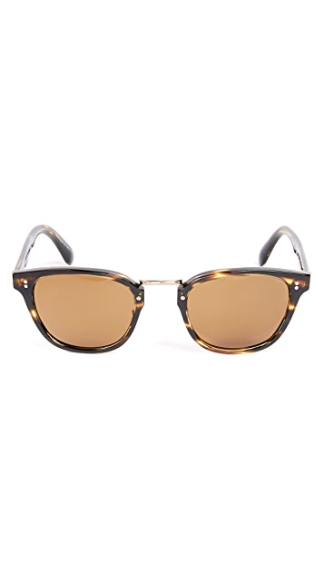 Oliver Peoples Eyewear Lerner Sunglasses