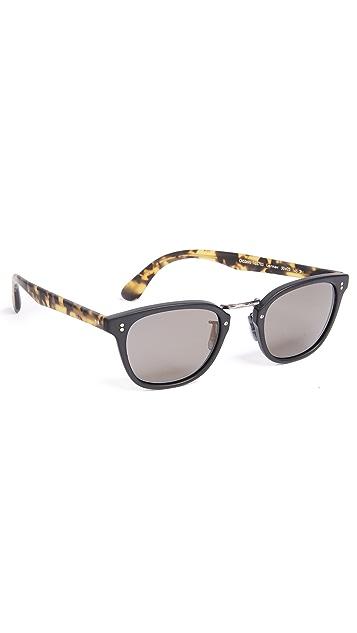 Oliver Peoples Eyewear Lerner Sunglasses