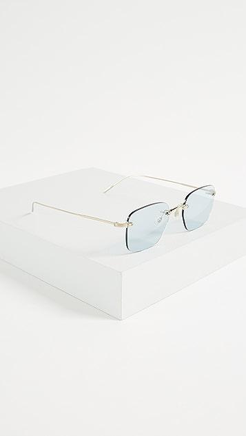 Oliver Peoples Eyewear Finne Sunglasses