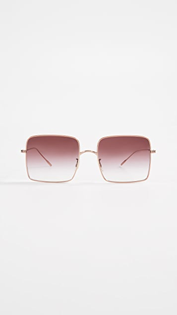 Oliver Peoples Eyewear Rassine Sunglasses