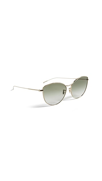 Oliver Peoples Eyewear Rayette 太阳镜