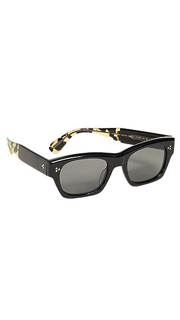 Black Isba Sunglasses Oliver Peoples tpz3r