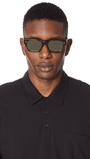 Oliver Peoples Eyewear Isba Sunglasses